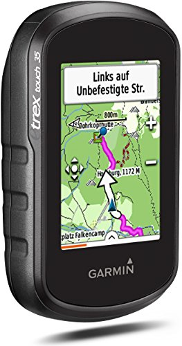 Garmin eTrex Touch 35 Fahrrad-Outdoor-Navigationsgerät – mit vorinstallierter Garmin TopoActive Karte, Smart Notifications und barometrischem Höhenmesser - 2