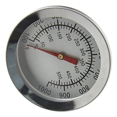 Thermomètre de four 50 ° C-500 °Cuisinière Grille Outils De Barbecue BBQ Sonde Bimétalliqu