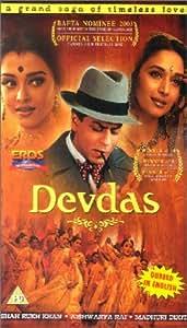 Devdas (Dubbed) [VHS] [UK Import]