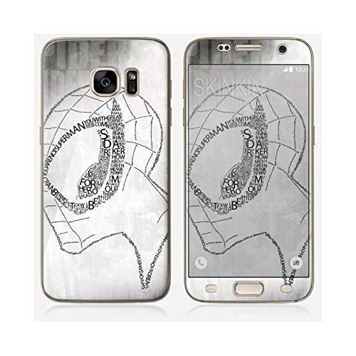iPhone SE Case, Cover, Guscio Protettivo - Original Design : Samsung Galaxy S7 Edge skin