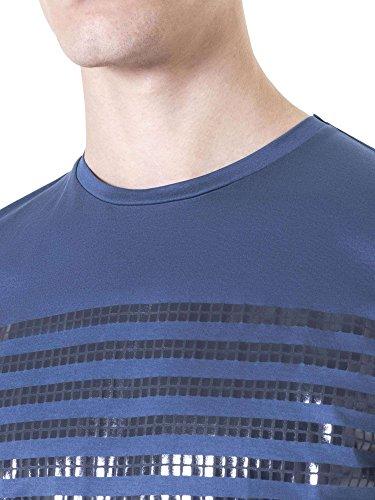 Antony morato MMKS00983 FA100064 T-shirt Uomo Blu