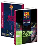 Agenda scolaire FCB 2017 2018 - Collection officielle FC BARCELONE