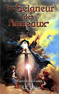 Le Seigneur des Anneaux [Dessin animé de 1978] [VHS]