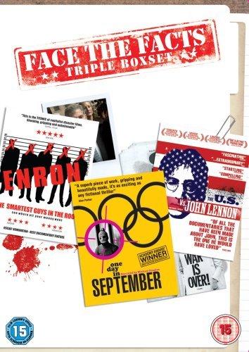 The Enron - Smartest Guys In The Room/One Day In September/The U.S. Vs John Lennon [UK Import]
