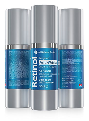 best-retinol-moisturizing-cream-for-your-face-night-lifto-50-mlo-organico-hyaluronic-acid-peptide-vi