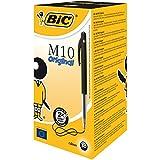 Best Stylos noir - BIC M10 Original Stylos-bille - Noir, Boîte de Review