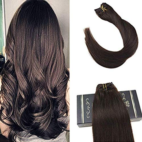 Ugeat Dream Clip in Extensiones Pelo Humano Brasileno