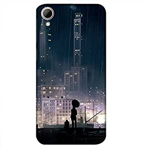 MOBO MONKEY Printed Hard Back Case Cover for HTC Desire 828 Dual - Premium Quality Ultra Slim & Tough Protective Mobile Phone Case & Cover