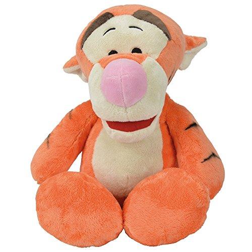 Simba 6315875044 - Disney Winnie The Puuh Plüsch Tigger 50 cm (Simba Stoff)