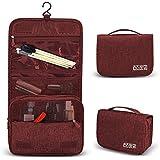 CIVILION Multifunctional Travel Bag Extra Large Makeup Organiser Cosmetic Case Household Grooming Kit Storage Travel Kit…