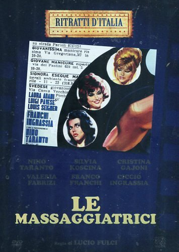 Bild von Le massaggiatrici [IT Import]