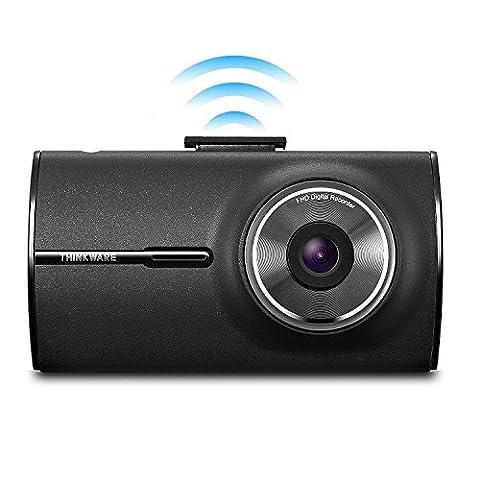 Thinkware X3508GB Full HD 1080P Dashcam mit 2,7& # X2033; LCD, 2,12MP Sony Exmor CMOS und eingebaute Wi-Fi
