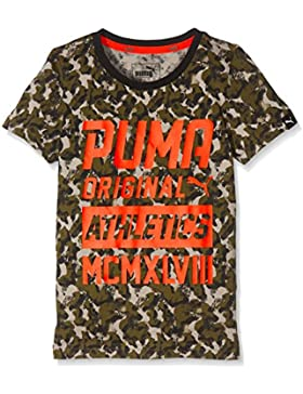 Puma Kinder Style Graphic Tee (Aop) T-Shirt