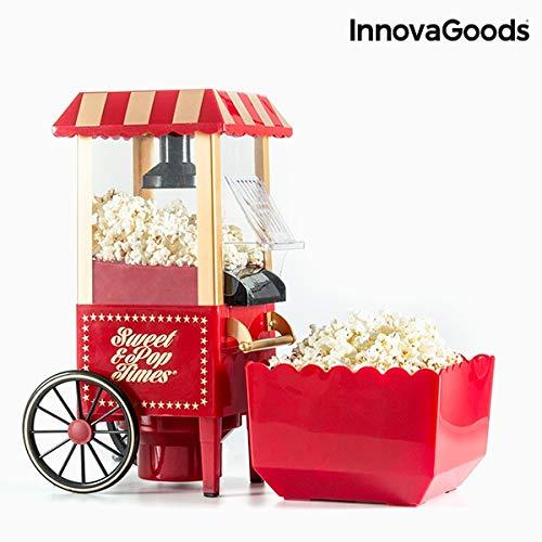 Machine à pop corn Aicook rétro