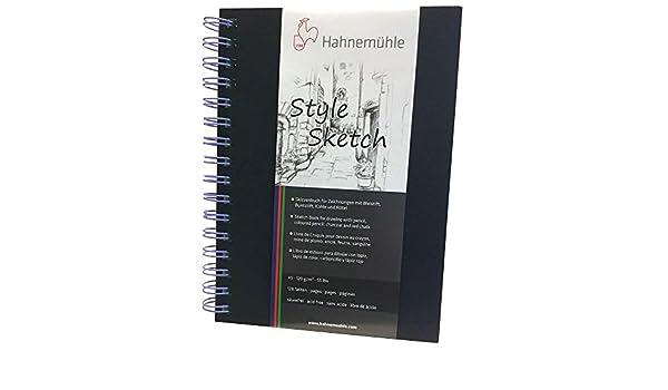 Hahnemühle Skizzenbuch DIN A5 64 Blatt 120g//m²