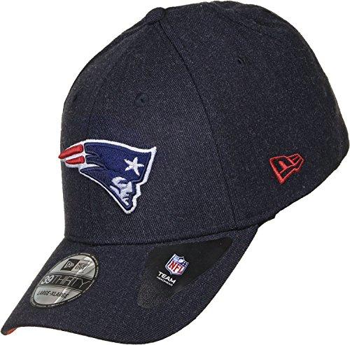 Patriot Hut Winter (New Era Nfl Team Heather New England Patriots - Schirmmütze für Herren, Farbe Blau, Größe XSS)