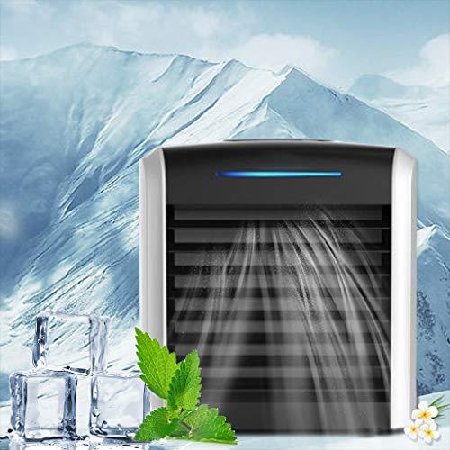 bloatboy Persönlicher Luftkühler, USB Mini Klimaanlage Cool Cooling Kühler Desktop Computer Schreibtisch Kleiner Lüfter Stumm Kühlung für Haushalt Büro Wohnheim (Desktop-kühler Computer)