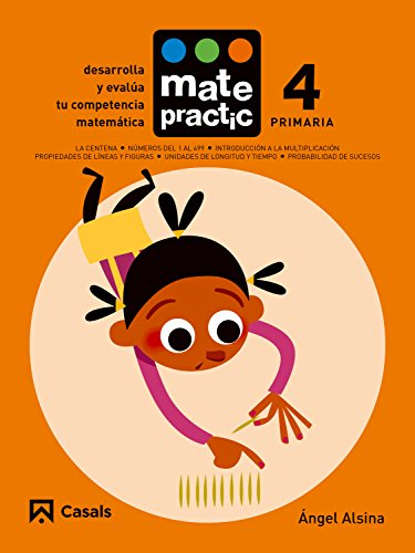 Cuaderno Matepractic 4 Primaria - 9788421858196