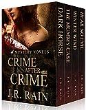 Crime After Crime: Four Novels