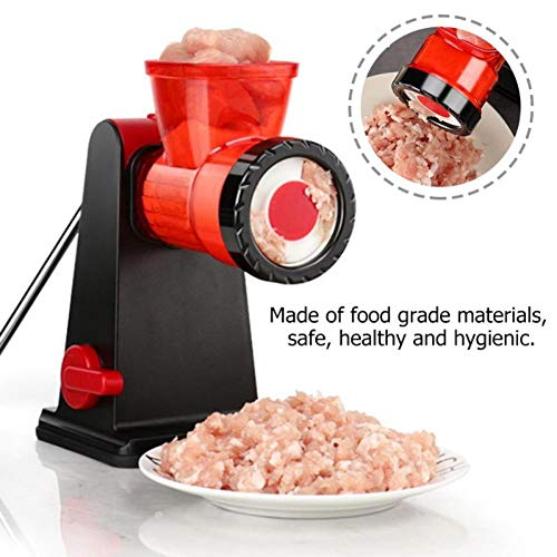 Vakuum Sauger Manuelle Fleischwolf Wurst Stuffer Fleischwolf Häcksler Shredder Lebensmittel Chopper Haushaltsprozessor Küchenwerkzeug ()