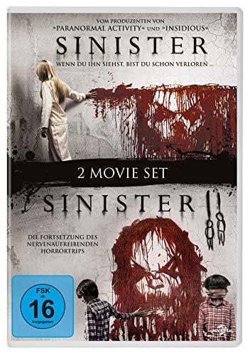 Sinister 1&2 [2 DVDs]