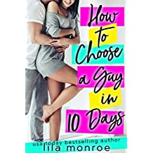 How to Choose a Guy in 10 Days (Chick Flick Club Book 1) (English Edition)