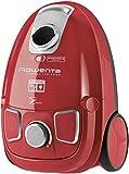 Rowenta RO5253EA Compacteo Ergo Aspirapolvere Compatto a Traino con Sacco