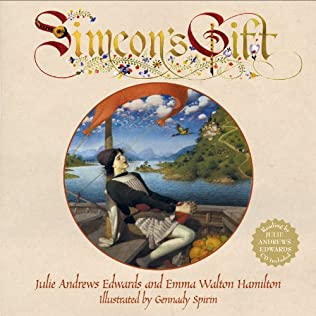 book cover of Simeon\'s Gift