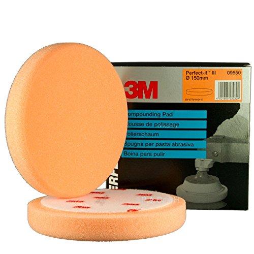 3M - Perfect-it III Polierschaum 09550 (1 Stück)