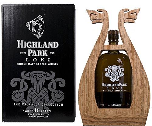 Highland Park - Valhalla Collection - Loki 15 year old