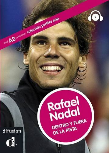 Perfiles Pop (Graded Readers About Pop Stars and Sports Celebrities): Nadal - Book + CD par Noemí Monge Donaire