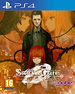 Steins;Gate Zero (PS4) (B01J0YC32E) | Amazon Products