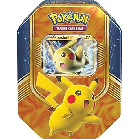Pokemon TCG: Fall Battle Heart Tin Pikachu