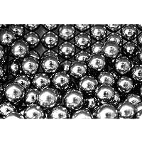 2 X100 x 9.5 MM CARBON STEEL BALL BEARINGS