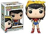 Funko Pop Vinyle-DC-Bombshells Wonder Woman, 12853 (Modèle Aléatoire)