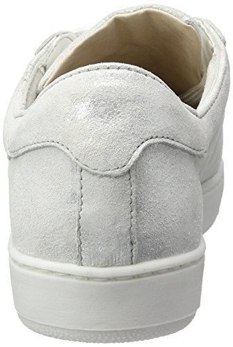 Mjus 876107-0201, Sneakers basses femme Silber (Argento/Argento/Argento/Bianco)
