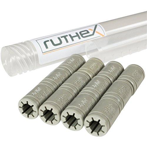 Ruthex caso di archiviazione con 12x igus rj4jp di 01 - 08 cuscinetto - posto lm8uu - reprap - mendel - anet a8 a6 - stampante 3d di alta qualità lineare del cuscinetto