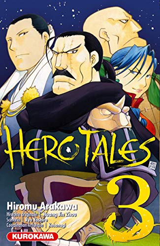 Hero Tales Vol.3