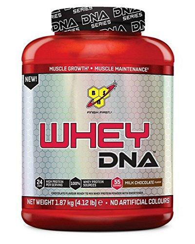 BSN Supplemento Nutrizionale Dna Whey Chocolate Eu 1.87Kg - 1870 gr
