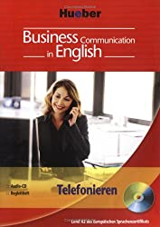 Professionell Telefonieren. Business Communication in English, 1 Audio-CD