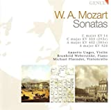 Sonata for Keyboard and Violin No. 29 in A Major, K. 402: I. Andante, ma un poco adagio