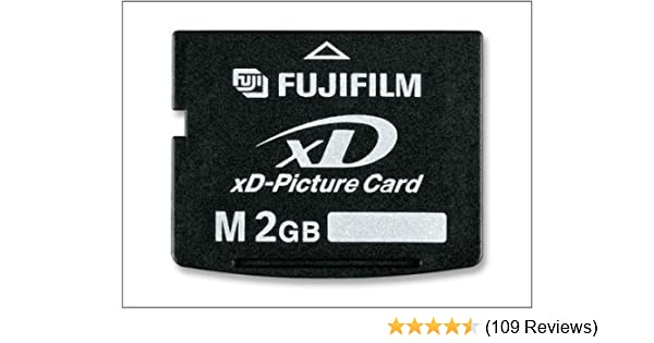 Fuji 2gb Xd Picture Card Type M Amazoncouk Computers Accessories