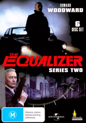The Equalizer (Series 2) - 6-DVD Set ( The Equalizer - Series Two ) [ NON-USA FORMAT, PAL, Reg.4 Import - Australia ]