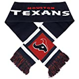 NFL Houston Texans 2012 Team Stripe Scarf