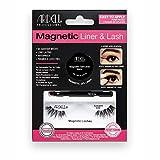 ARDELL Professional Magnetic Liner & Lash Accent 002, magnetischer Eyeliner mit 1 Paar magnetische Wimpern, einfaches Anbringen, wasserfest und wiederverwendbar