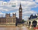 London 2018 Großformat-Kalender 58 x 45,5 cm