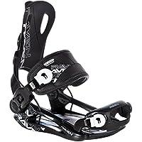 Raven Snowboard Bindung Fastec FT270 Black