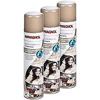 Imprägnol Spray 400ml, 3er Pack: Wetterschutz für Leder, Textilien, Hightechgewebe, atmungsaktiver Schutz vor Nässe und Schmutz mit Membranfunktion - ideal für Taschen, Schuhe, Kleidung