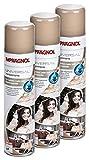 Imprägnol Spray 400ml, 3er Pack: Wetterschutz für Leder, Textilien, Hightechgewebe, atmungsaktiver Schutz vor Nässe u