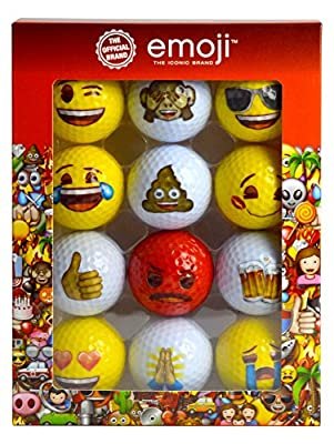 Emoji Pelotas Gold Divertidas